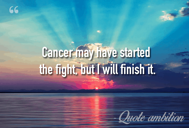 Best 60 Inspirational Cancer Quotes TOP LIST Stunning Quotes About Cancer