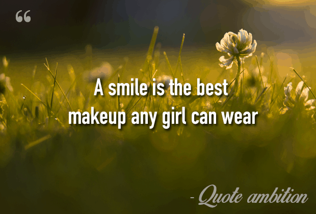Smile Short Quotes Best 189 Smile Quotes (TOP LIST) Smile Short Quotes