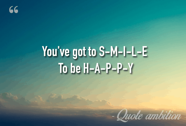 Best 189 Smile Quotes Top List