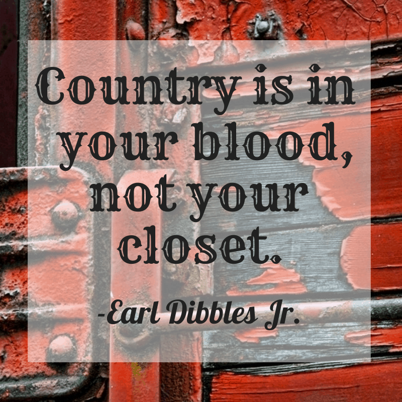 Country Quotes Life