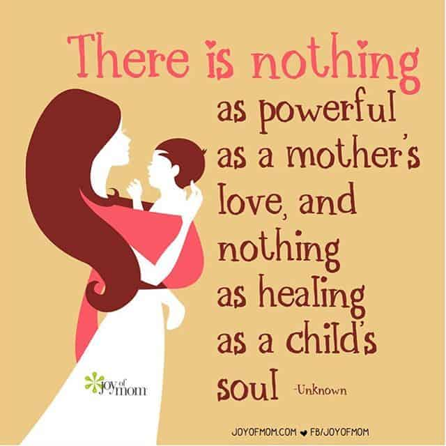 Mothers Love Quotes Unique 60 Inspiring Mother Daughter Quotes