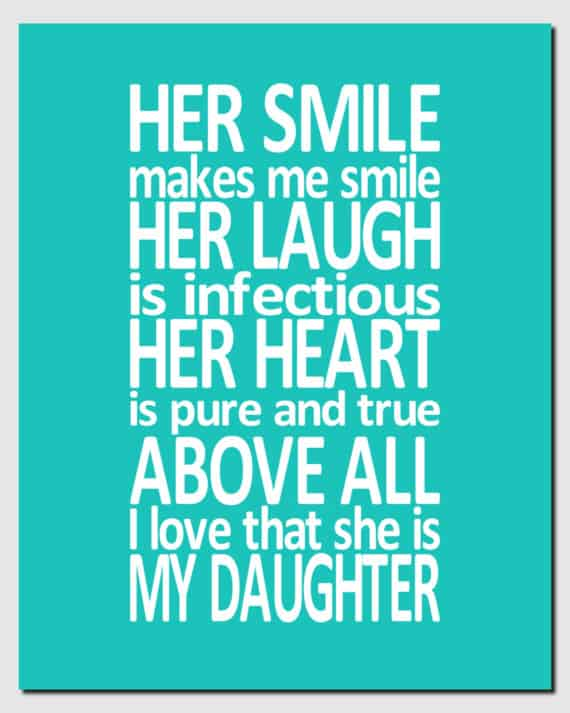 I Love My Daughter Quotes And Sayings Amusing 60 Inspiring Mother Daughter Quotes