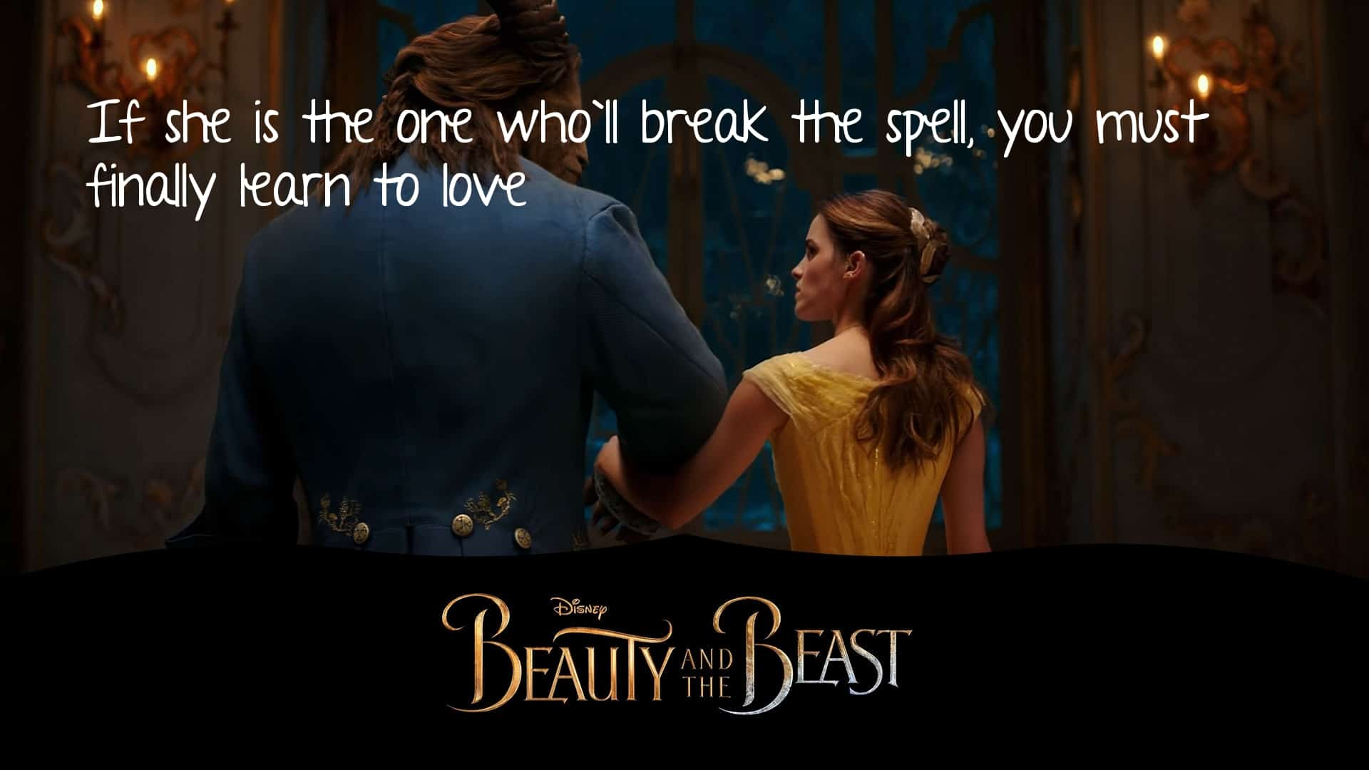 Quotes from beauty and the beast