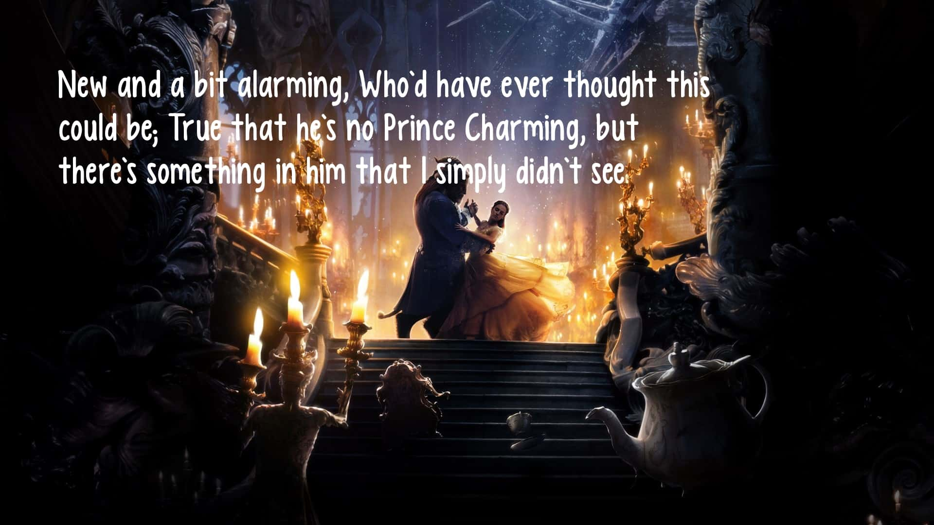 Top 30 beauty and the beast quotes beauty and the beast quotes voltagebd Image collections