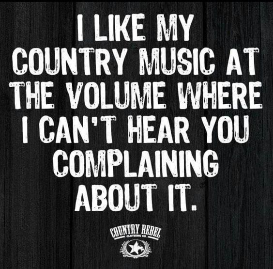 My love country song