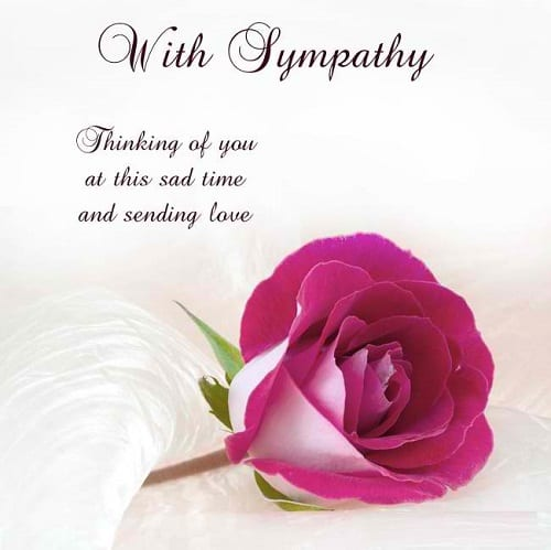 40 Sympathy Condolence Quotes For Loss With Images Extraordinary Short Condolence Quotes