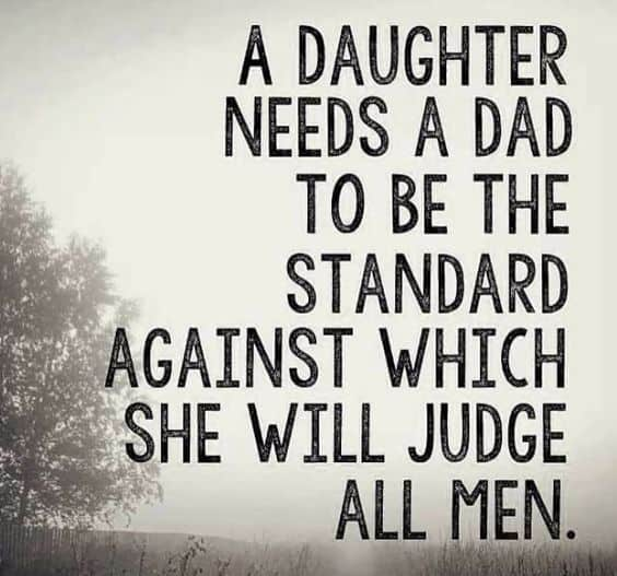 Top 60 Cute Father And Daughter Quotes With Images Delectable Father Love Quotes