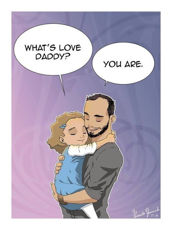 Father Daughter Quotes Love