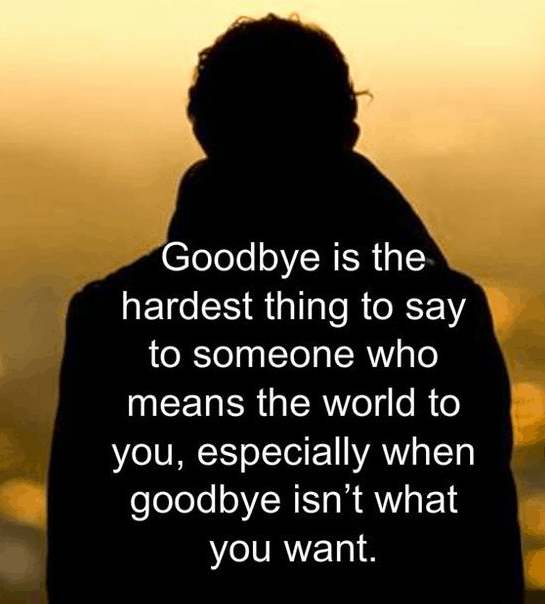 Marvelous Goodbye Quotes. U201c
