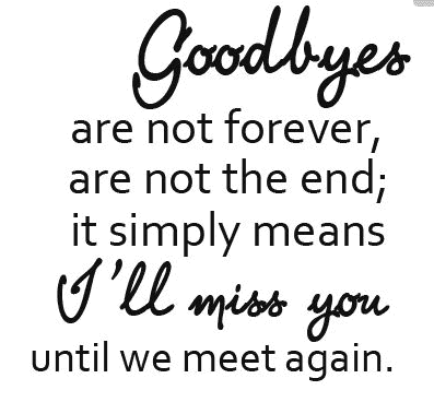 Top 85+ Goodbye Quotes And Farewell Sayings