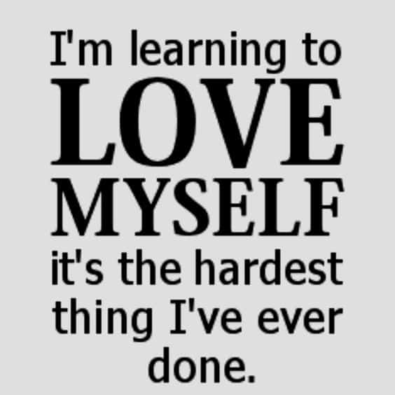 I Love Myself Quotes Top 100 Love Yourself: Self Esteem, Self Worth and Self Love Quotes I Love Myself Quotes