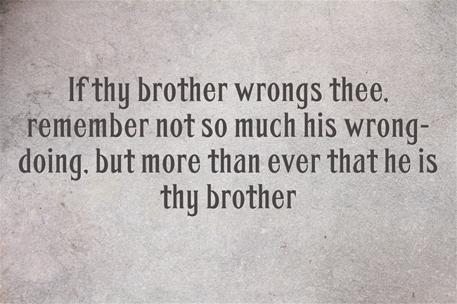 Quotes About Loving Your Brother Fair The Greatest Brother Quotes And Sibling Sayings