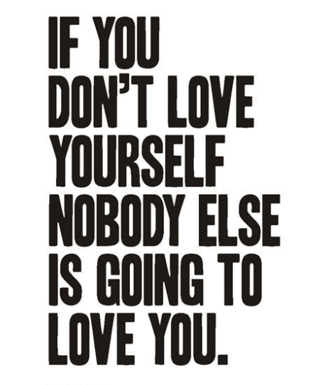 Top 60 Love Yourself SelfEsteem SelfWorth And SelfLove Quotes Amazing Quotes Myself