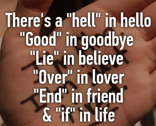 Top 85 Goodbye Quotes And Farewell Sayings
