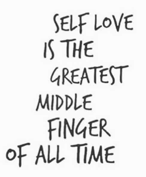 Quotes About Self Impressive Top 48 Love Yourself SelfEsteem SelfWorth And SelfLove Quotes
