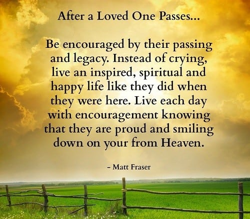 Quotes About Lost Loved Ones In Heaven Beauteous 60 Sympathy & Condolence Quotes For Loss With Images