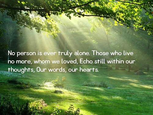 60 Sympathy Condolence Quotes For Loss With Images Extraordinary Quotes On Losing A Loved One