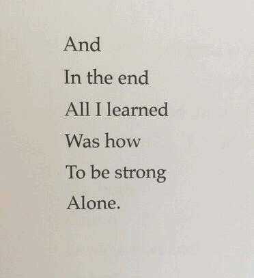 Being Alone Quotes And Feeling Lonely Sayings