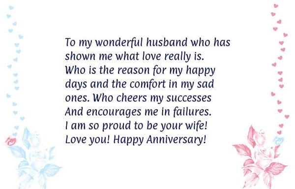 Best 55 Anniversary Quotes For Him & Her