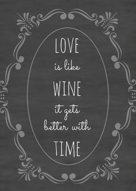 Wine Love Quotes Adorable Best 55 Anniversary Quotes For Him & Her