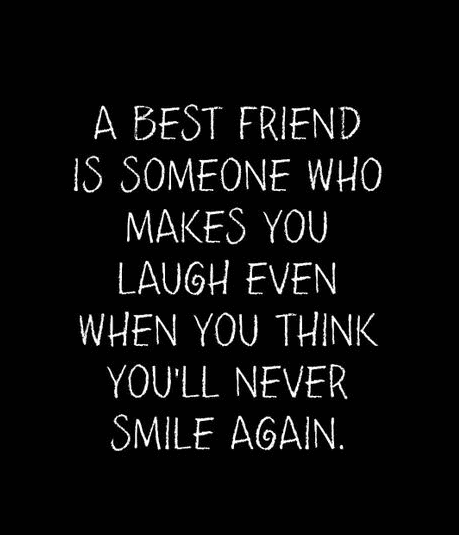 Quotes About Smile And Friendship Cool 80 Inspiring Friendship Quotes For Your Best Friend