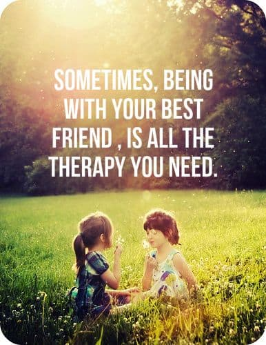 Pictures Of Quotes About Friendship Beauteous 80 Inspiring Friendship Quotes For Your Best Friend