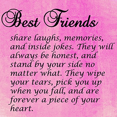 Good Friends Quotes | 80 Inspiring Friendship Quotes For Your Best Friend