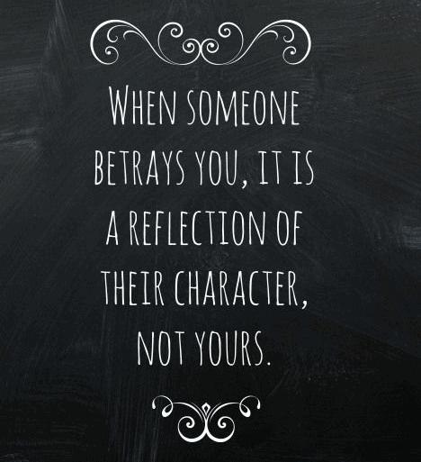 Betrayal Quotes Love
