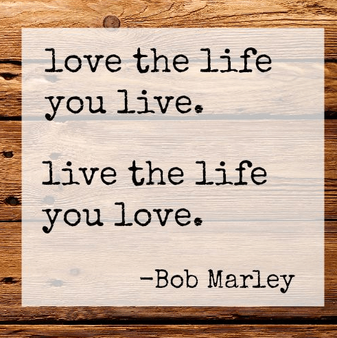 I Love Life Quotes Custom 48 Bob Marley Quotes On Love Life And Happiness