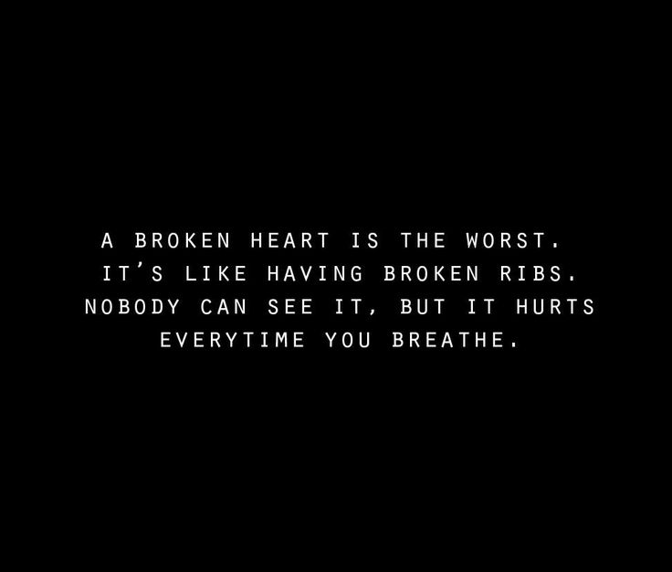 Heartbreak quotes from songs