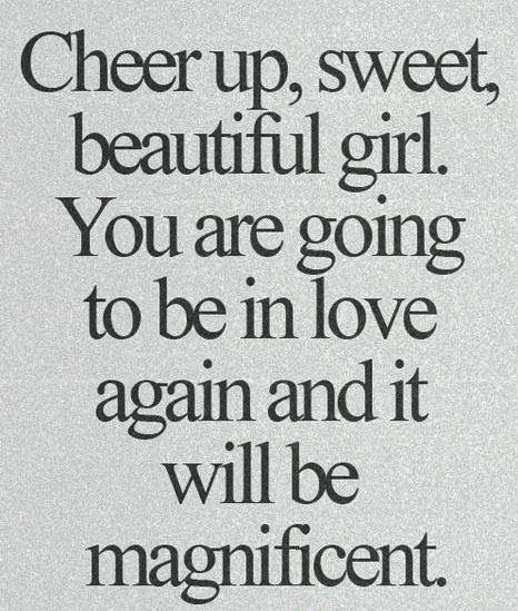 love poem to cheer her up