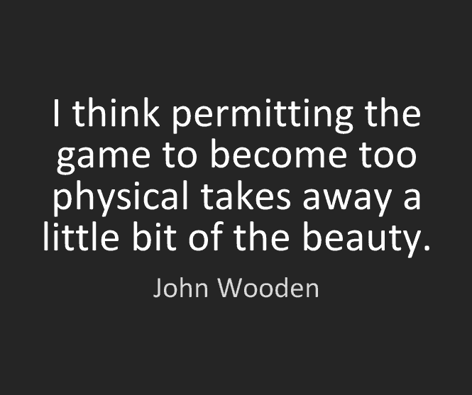 coach john wooden quote