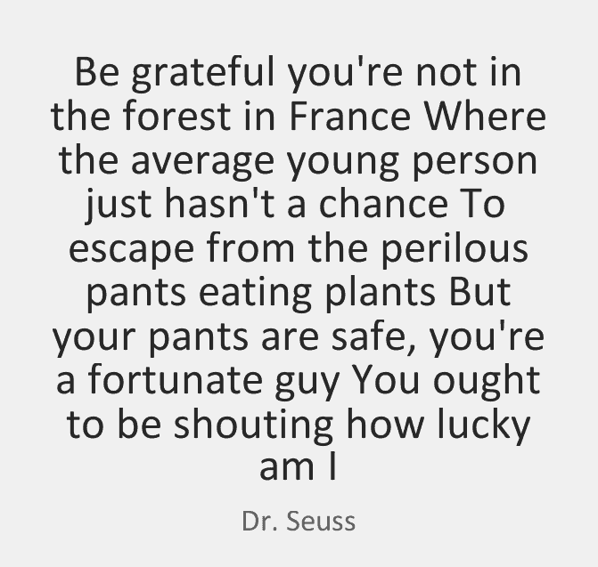 Dr. Seuss Quotes. U201c