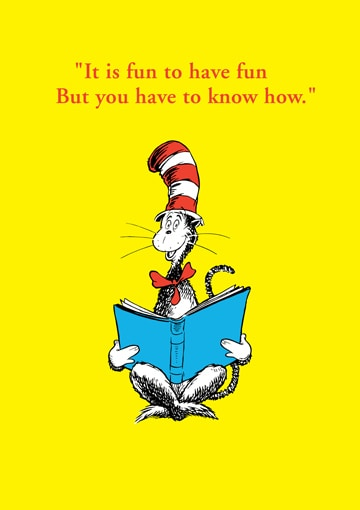 45 Greatest Dr. Seuss Quotes And Sayings With Images