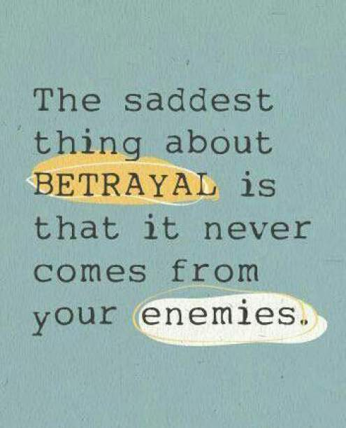 Friendship Betrayal Quotes: Top 50 Quotes On Fake Friends And Fake People