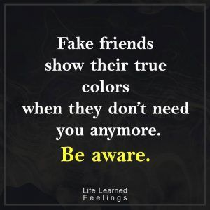 Quotes About True Friendship And Fake Friends Prepossessing Top 50 Quotes On Fake Friends And Fake People