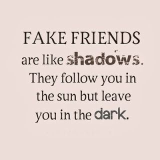 Quotes About Fake Friendship Classy Top 50 Quotes On Fake Friends And Fake People