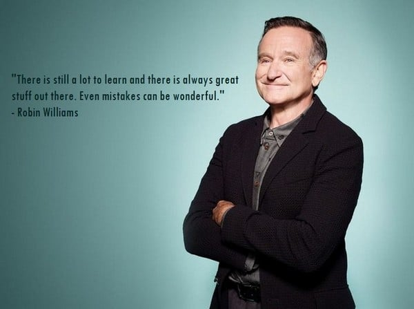 Robin Williams Quotes. U201c