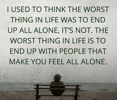 Alone Quotes Top 100 Being Alone Quotes And Feeling Lonely Sayings Alone Quotes