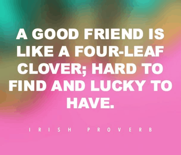 A Good Friend Quote: 80 Inspiring Friendship Quotes For Your Best Friend