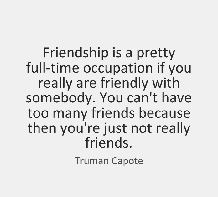 Friendship Quotes. U201c
