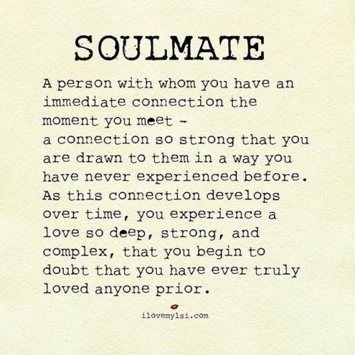 girlfriend quotes soulmate