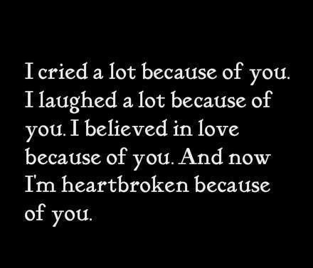 Broken Love Quotes Cool Top 48 Broken Heart Quotes And Heartbroken Sayings