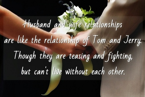 Love Quotes For A Husband Fascinating 75 Best Husband Quotes With Images