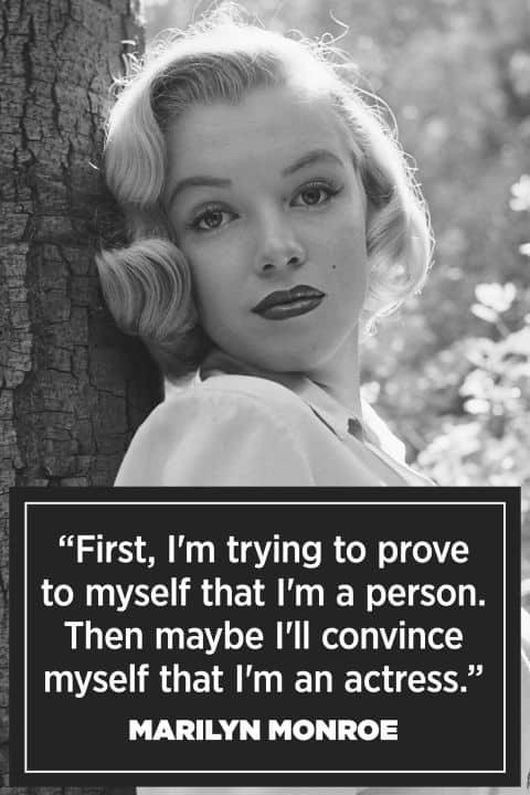 Marilyn Monroe Zitate Englisch Mit übersetzung