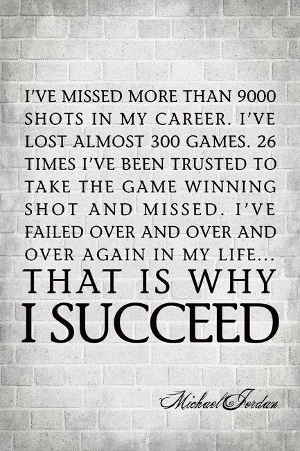 Michael Jordan Quotes. U201c