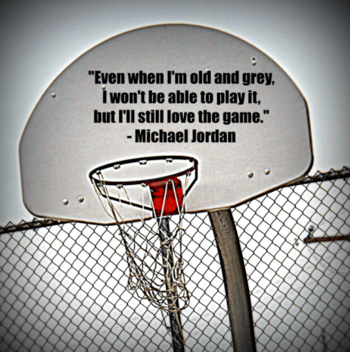 Basketball and sex quotes