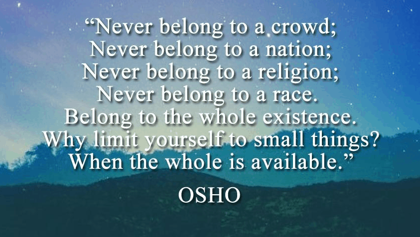 Osho Quotes Best 100 Osho Quotes On Life, Love, Happiness Osho Quotes