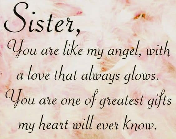 Love You Sister Quotes Adorable Top 100 Sister Quotes And Funny Sayings With Images