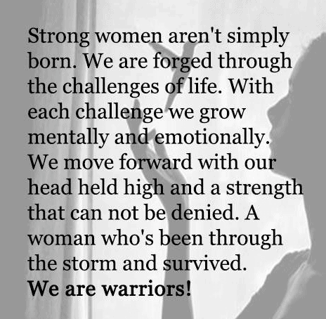 Strong Life Quote Gorgeous Top 100 Strong Women Quotes With Images